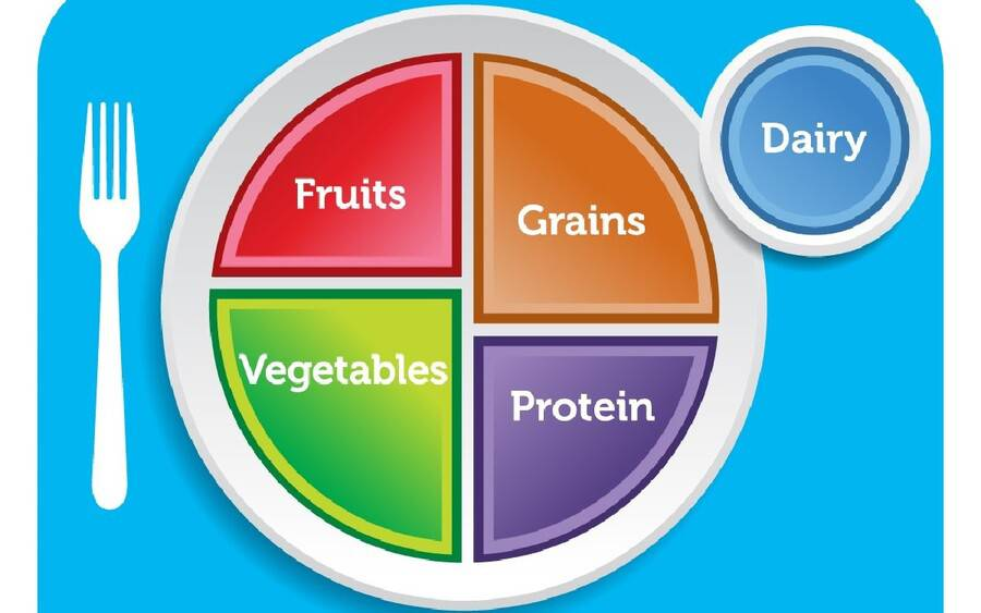 MyPlate icon