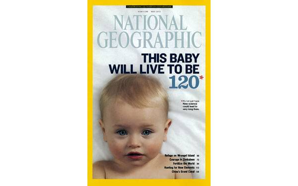 National Geographic Cover May 2013