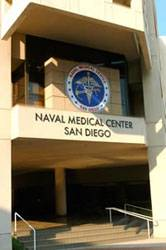 Naval Medical Center SD 166×250