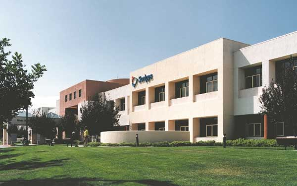 Ecke's latest contribution to Encinias is to bring two new operating rooms to Scripps Memorial Hospital Encinitas.