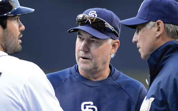 Scripps Clinic physicians provide care to the Padres