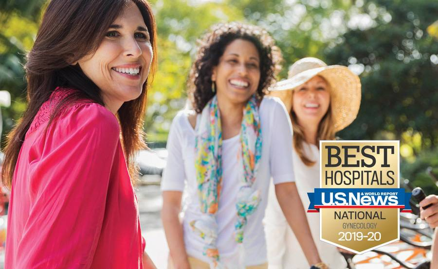 Ranked one of the best by U.S. News and World Report, Scripps Health offers comprehensive gynecology care in San Diego.