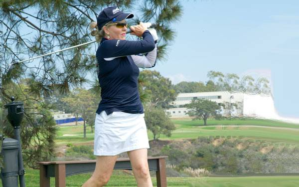 Pam Blakely Chair of the 2015 Scripps Clinic Golf Invitational -600×375