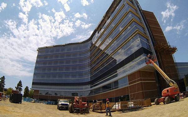 Prebys Cardiovascular Institute Construction 600×375