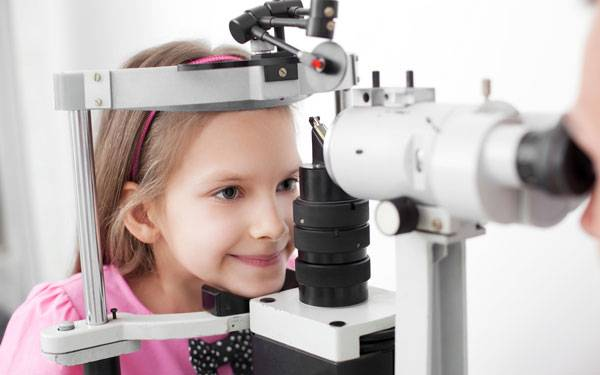 Clinic – Pediatric Ophthalmology 600×375