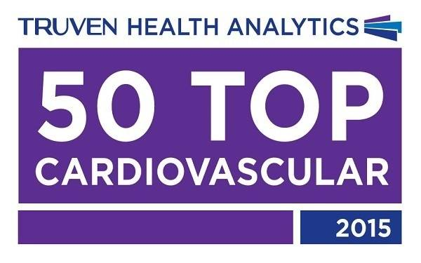 Truven Health 50 Top Cardiovascular Hospitals' annual quantitative study identifies the nation's best providers of cardiovascular service.