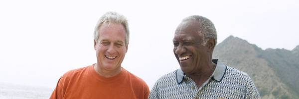 Scripps Health in San Diego provides support services for men facing prostate cancer.