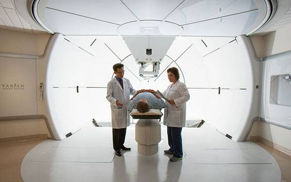 Proton Treatment Room 600x375