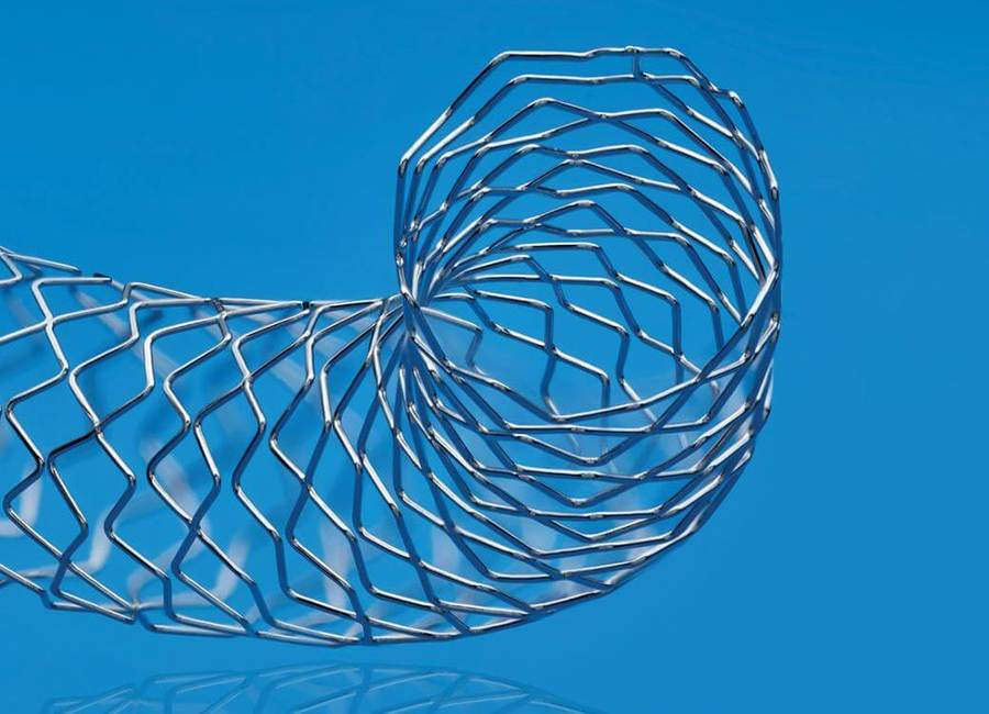 The Resolute Onyx drug-eluting stent is made by Medtronic.