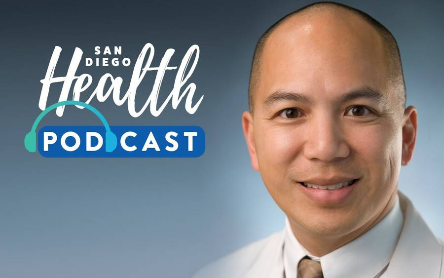 Russell Zane, MD, Primary Care, Scripps Coastal Medical Center, San Diego Health podcast.