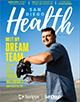 MLB Hall of Fame pitcher Trevor Hoffman is featured on the cover of the March issue of San Diego Health.