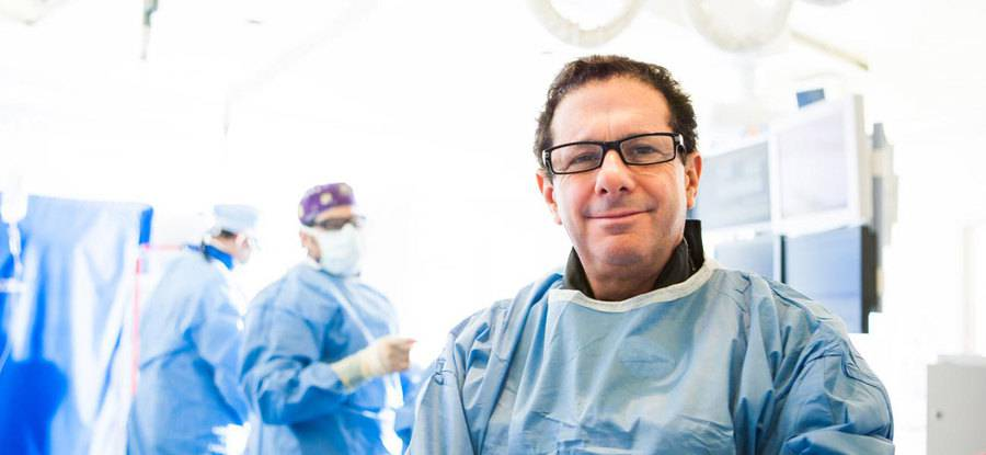 Paul Teirstein, MD, one of the nationally renowned Scripps Clinic doctors who provide exceptional care in San Diego.