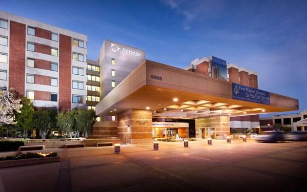 Scripps La Jolla Hospital Emergency Room