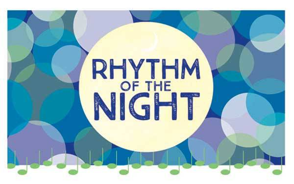 Rhythm of the Night benefit concert
