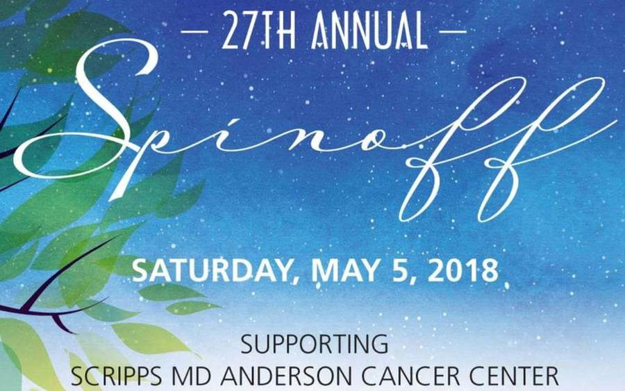 Scripps Health Foundation hosting May 5 Spinoff celebration