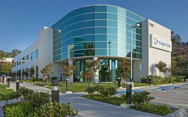 Scripps Clinic Mission Valley - 7565 Mission Valley Road