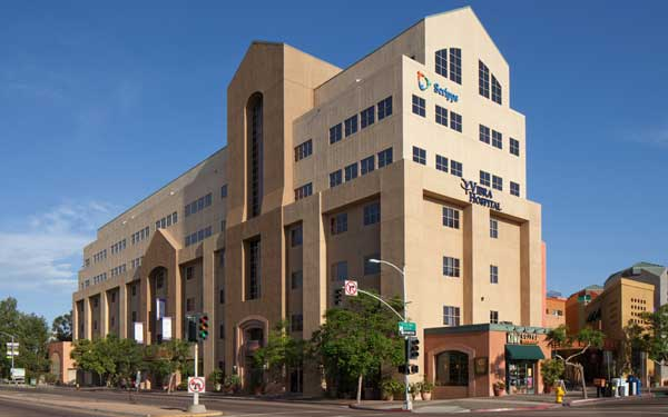 Scripps Coastal Medical Center Hillcrest Building 600×375