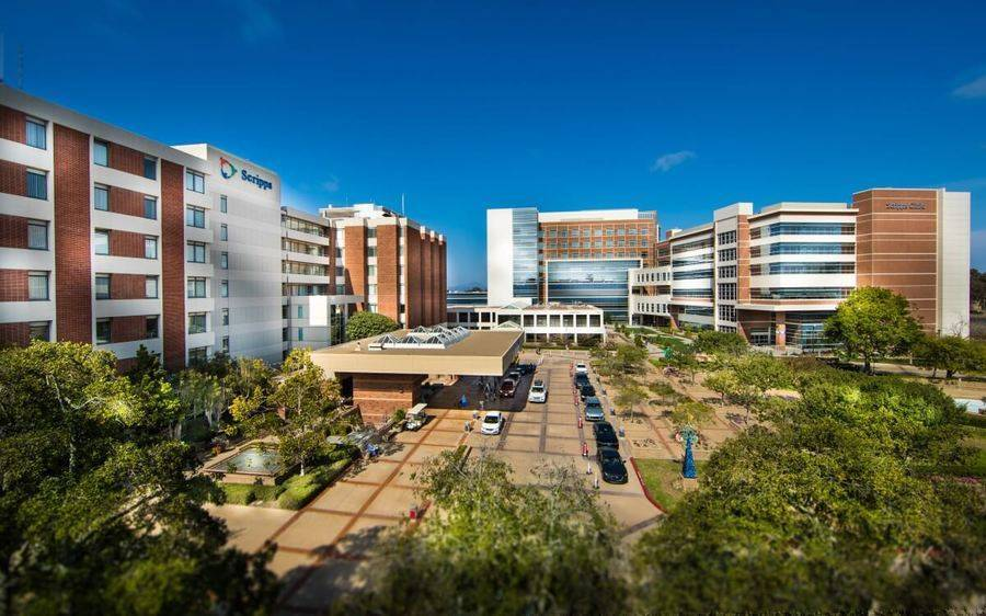 Scripps Memorial Hospital La Jolla gets high rating for heart surgery in key report.