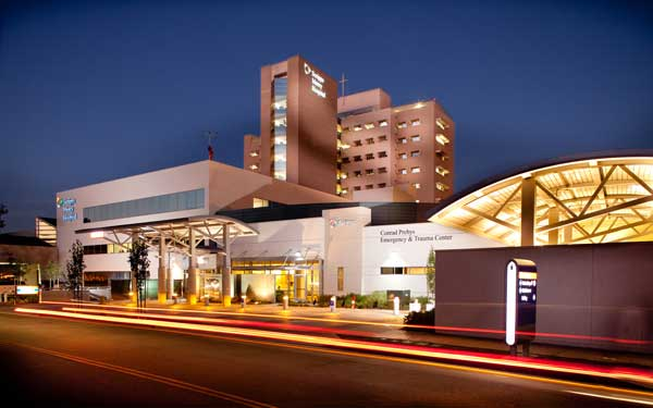 Scripps Mercy Hospital San Diego Building 600×375