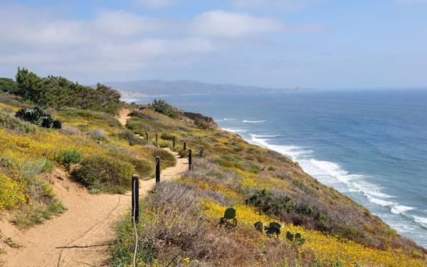 Beach Hikes In Southern California