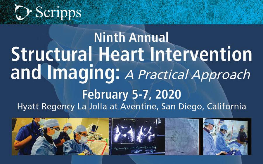 Structural Heart Intervention CME Conference - Scripps Health