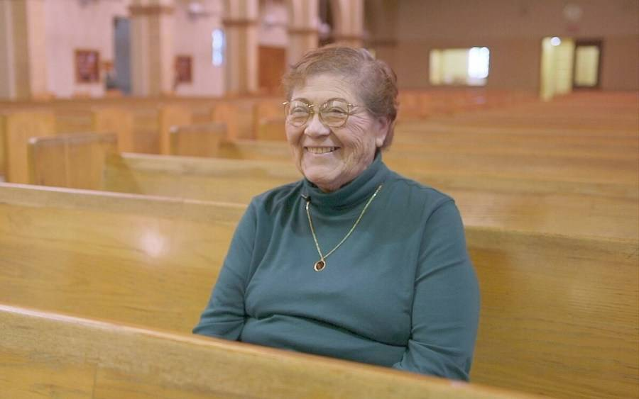 An innovative Scripps knee surgery helped local nun, Sister Margaret Castro, celebrate her 30th anniversary of ministry.