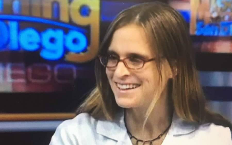 Emily Sladek, MD, Scripps Clinic, discusses a Harvard gender study on KUSI News.