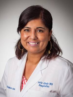 Dr. Sonia Ahuja, MD