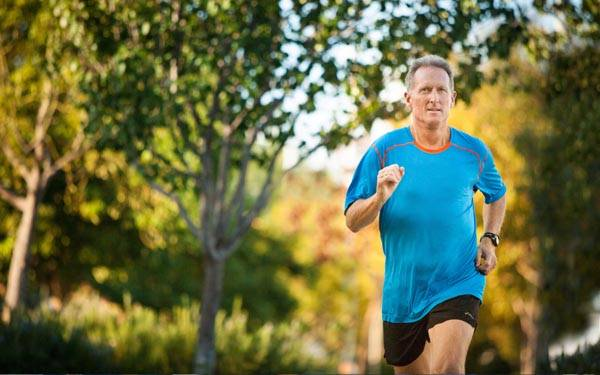 Distance runner Steve Scott turned to Scripps Proton Therapy Center after he was diagnosed with prostate cancer.