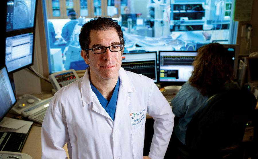 Scripps Clinic interventional cardiologist Matthew Price, MD, is a recognized expert in structural heart disease care.