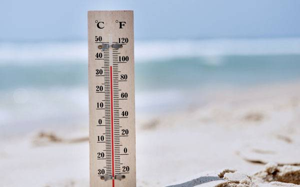 Summer Safety High Temperatures 600×375
