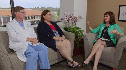 Cardiologist Thomas Heywood, MD, and patient Darla Calvet sat down with San Diego Health host Susan Taylor to discuss how Calvet overcame heart failure with help from a heart device known as LVAD.