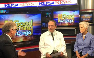 Scripps Health San Diego Expert, Steven Poceta MD,  Discusses restless legs syndrome condition on KUSI TV.