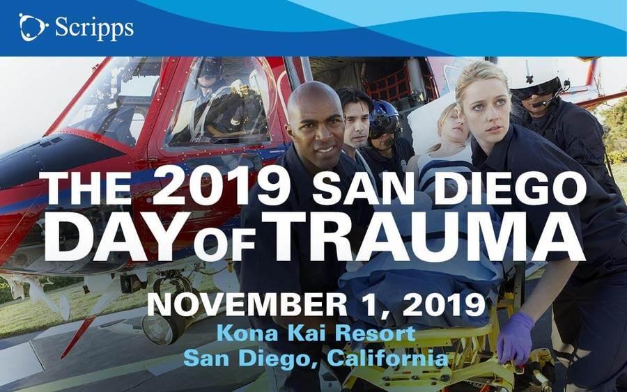 Annual Day of Trauma - Scripps Health - San Diego