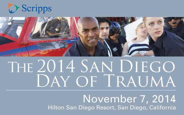 San Diego Day of Trauma Brochure Image 2014 600 by 375