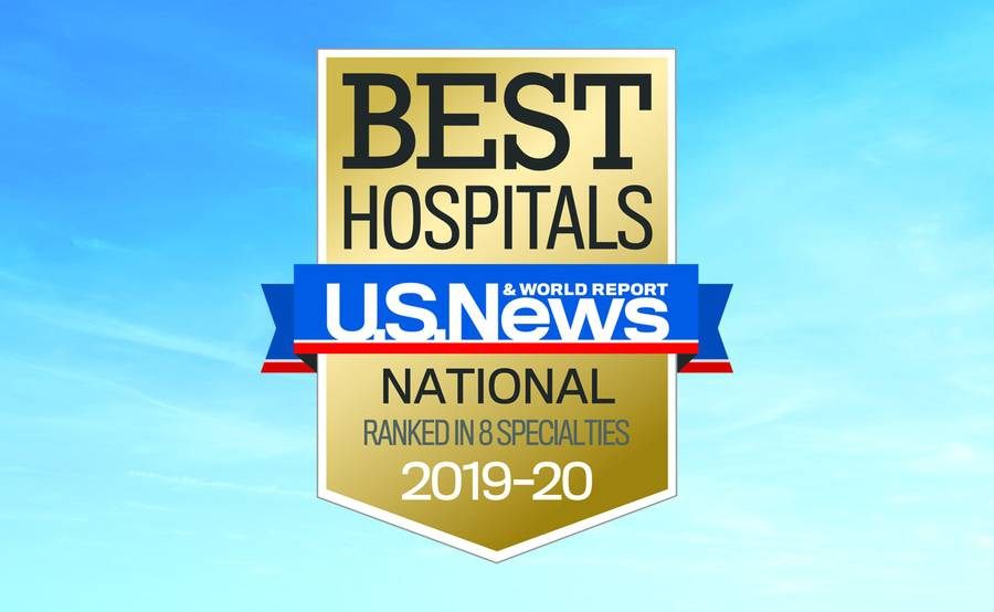 Scripps Health U S  News & World Report Rankings - Scripps
