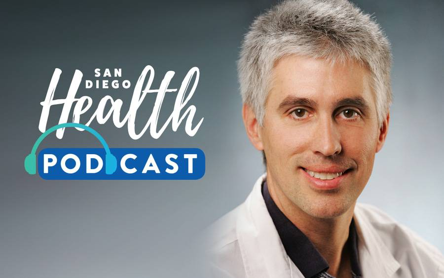 Walter Coyle, MD, colorectal cancer specialist at Scripps Clinic (podcast)