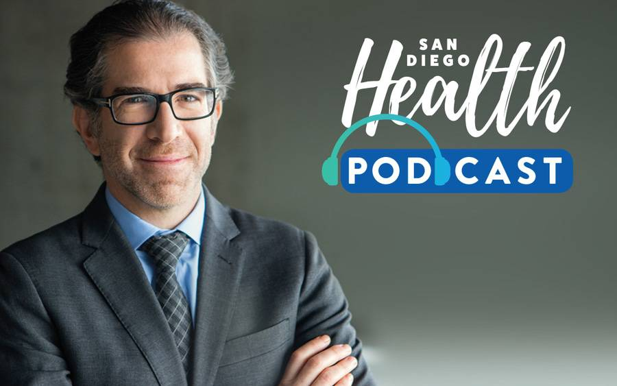 Dr. Matthew Price, Scripps Clinic Interventional Cardiologist featured in San Diego Health podcast discussing MitralClip