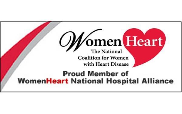 Logo National WomenHeart support group main 600x375