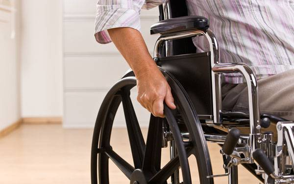Learn from a physical therapist the proper wheelchair for you.