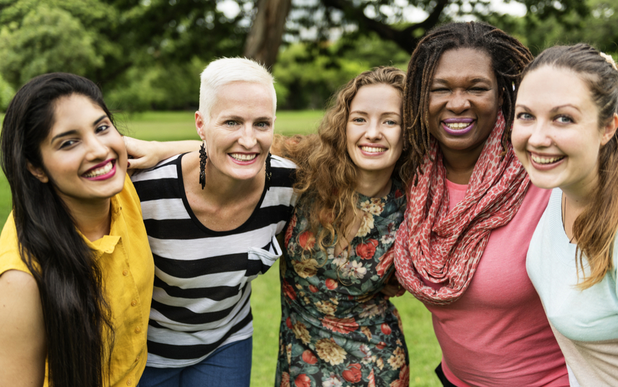 A diverse group of five women with heart conditions support each other in an effort to fight depression.