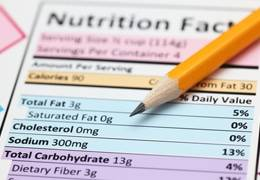 Dec enews – Nutrition Labels 260×180